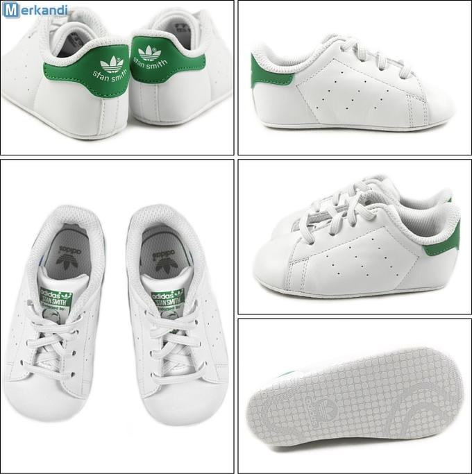 new product aa69f b50a7 Baby footwear Adidas Stan Smith CRIB (B GRADE)
